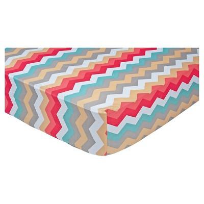 Trend Lab Waverly Pom Pom Play Crib Sheet