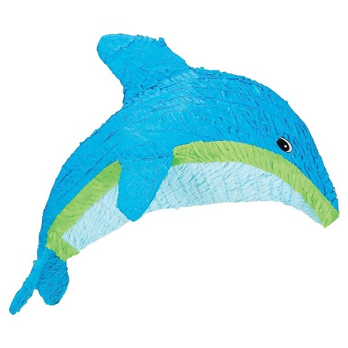 Dolphin Pinata - image 1 of 1