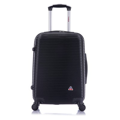 """InUSA Royal 20"""" Lightweight Hardside Carry On Spinner Suitcase"""