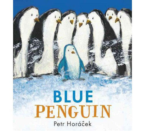 Blue Penguin (School And Library) (Petr Horacek) - image 1 of 1