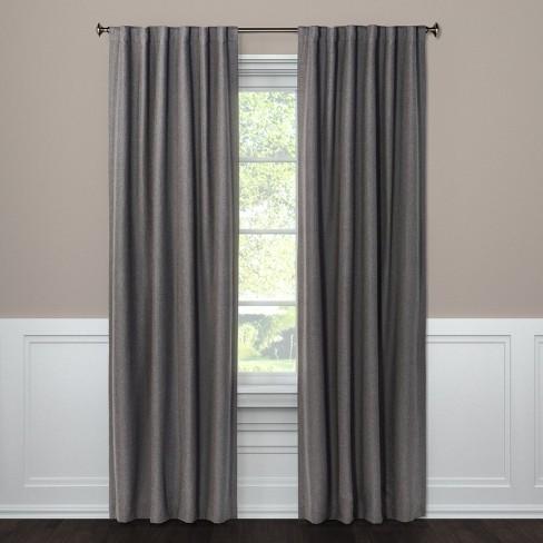 95 X50 Blackout Curtain Panel Aruba
