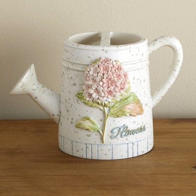 Lakeside Farm Fresh Flowers 2-Slot Toothbrush Holder - Floral Bathroom Accent