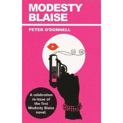 Modesty Blaise - by  Peter O'Donnell (Paperback) - image 1 of 1