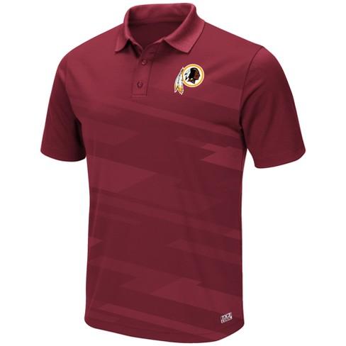 Washington Redskins Men s Short Sleeve Polo Shirt - S   Target 3c23d78d7