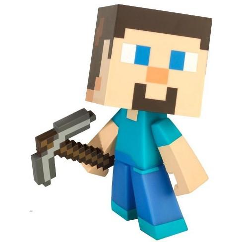 Jinx Inc Minecraft Steve Vinyl 6 Figure Target