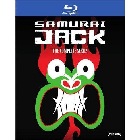Samurai Jack: The Complete Series (Blu-ray) - image 1 of 1