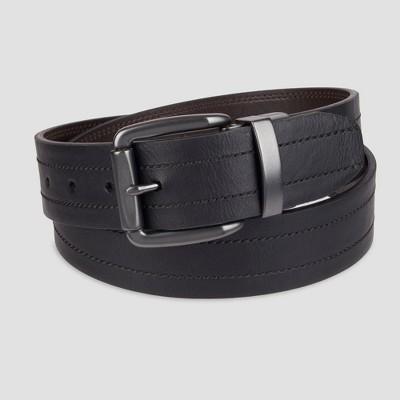 DENIZEN® from Levi's® Men's Reversible Casual Belt - Black