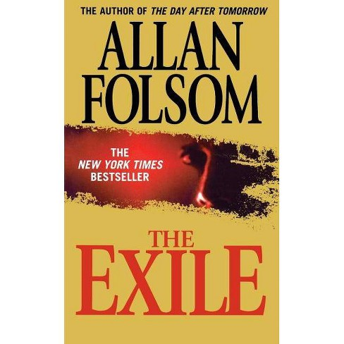 Exile - by  Allan Folsom (Paperback) - image 1 of 1