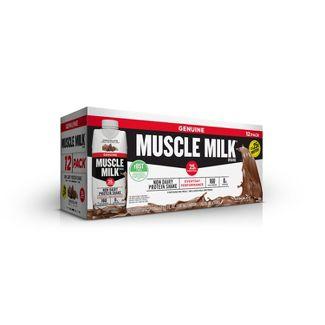 Muscle Milk Genuine Protein Shake - Chocolate - 11 fl oz/12pk