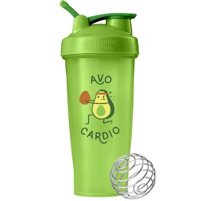 Blender Bottle Avo Cardio 28oz Portable Drinkware - Green