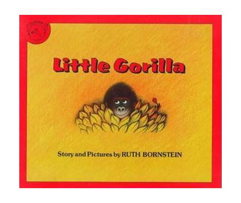 Little Gorilla (Reprint) (Paperback) (Ruth Bornstein) - image 1 of 1