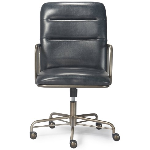 Franklin Modern Desk Chair Charcoal Gray Finch Target