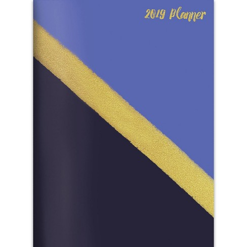 2019 Planner Gold Stripe - TF Publishing - image 1 of 8