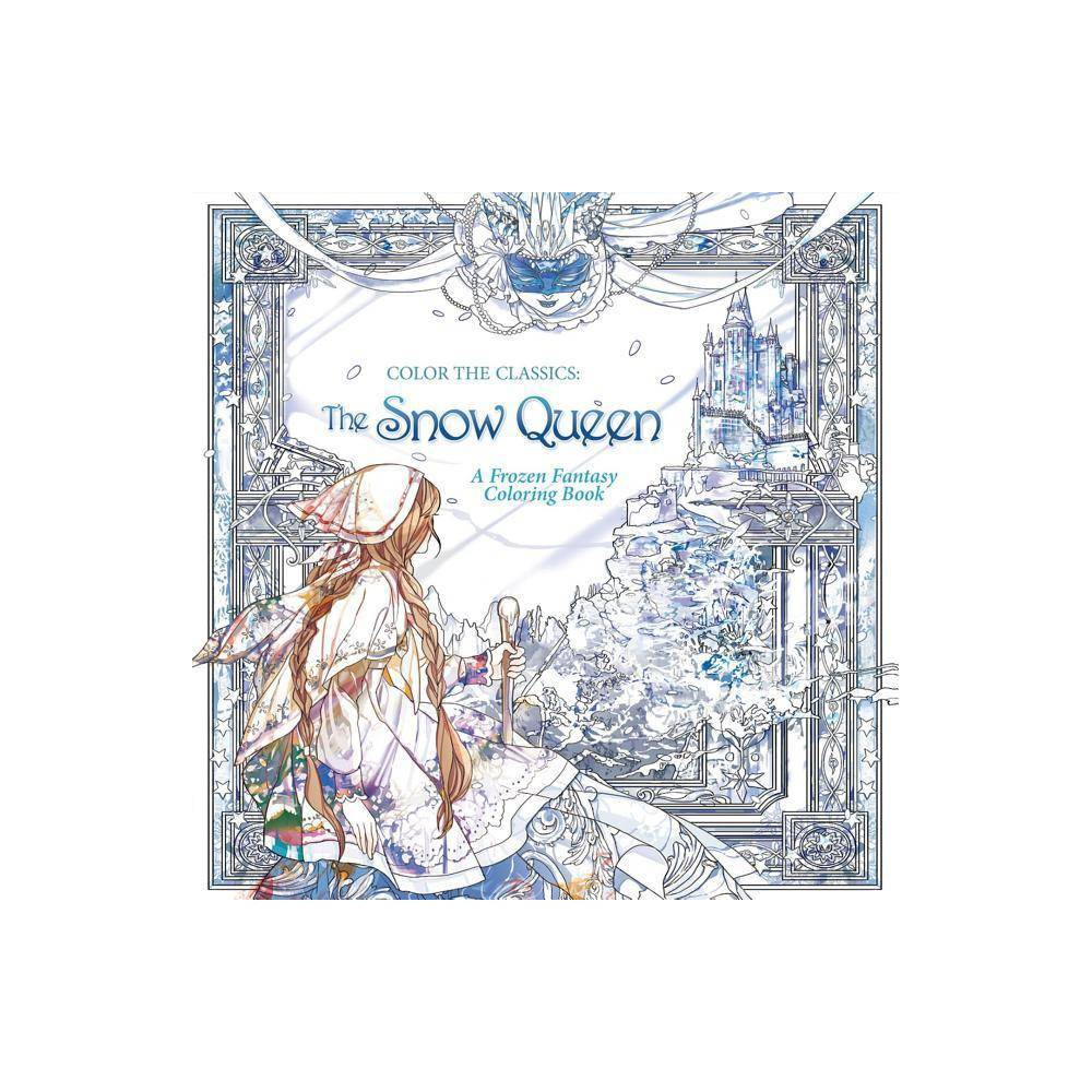 Color The Classics The Snow Queen By Jae Eun Lee Paperback