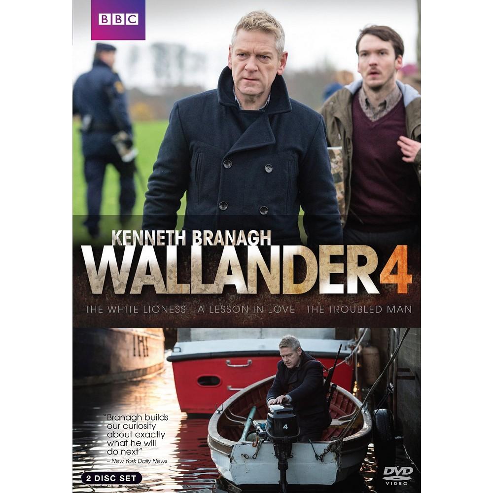 Wallander:Season 4 (Dvd), Movies