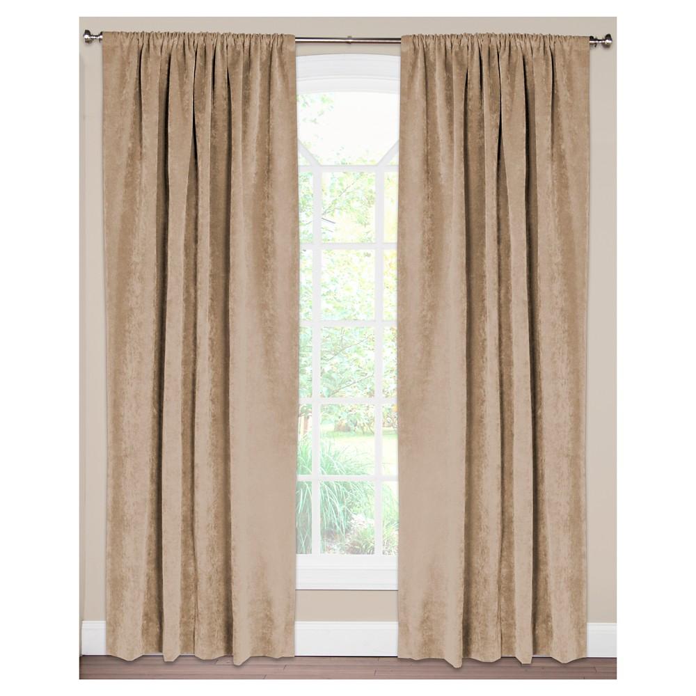 Siscovers Padma Parchment Curtain Panel - Padma Parchment (52