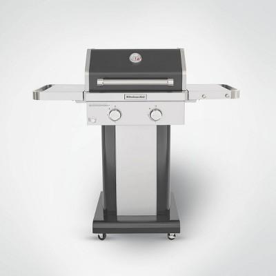 KitchenAid 2-Burner Gas Grill 720-0891H - Gray