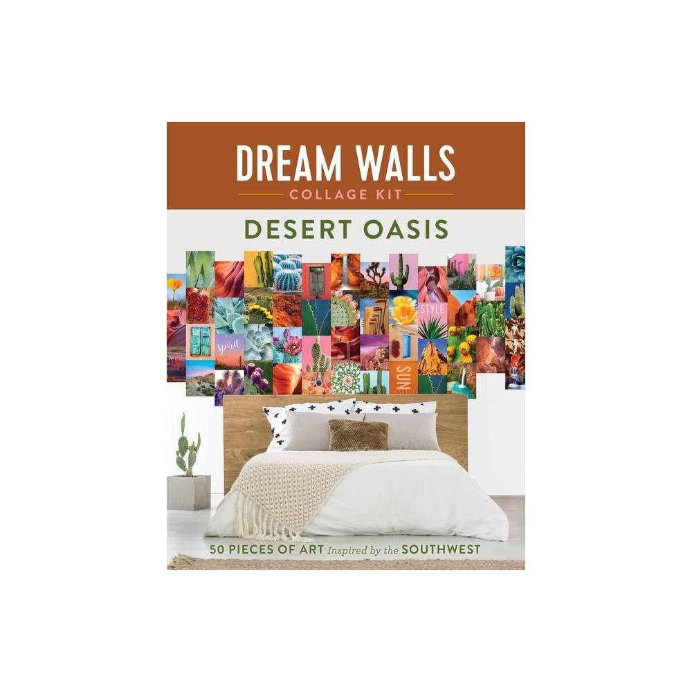 Dream Walls Collage Kit Desert Style By Chloe Standish Paperback