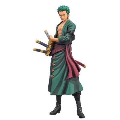 """Banpresto Manga Dimensions One Piece Roronoa Zoro Grandista 11"""" Figure Statue"""