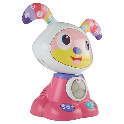 Fisher Price Dance Move Beat Bow Wow Pink Target