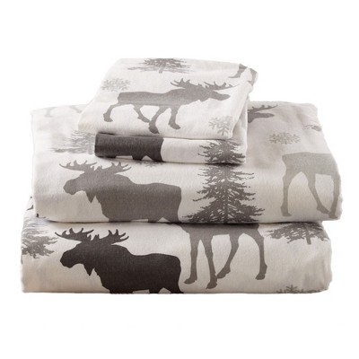Home Fashion Designs 100% Cotton Printed Flannel Sheet Set