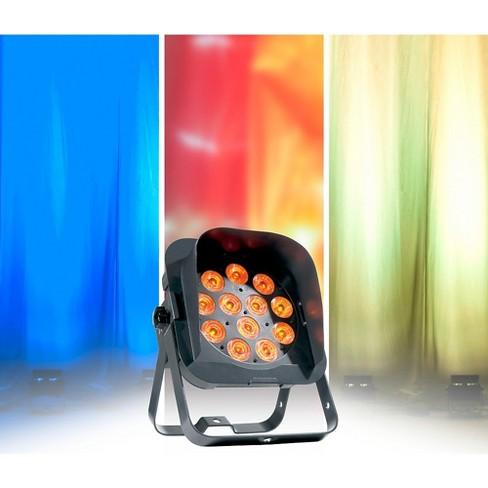 American DJ Flat Par QA12XS RGBA LED Low Profile Wash Light - image 1 of 6