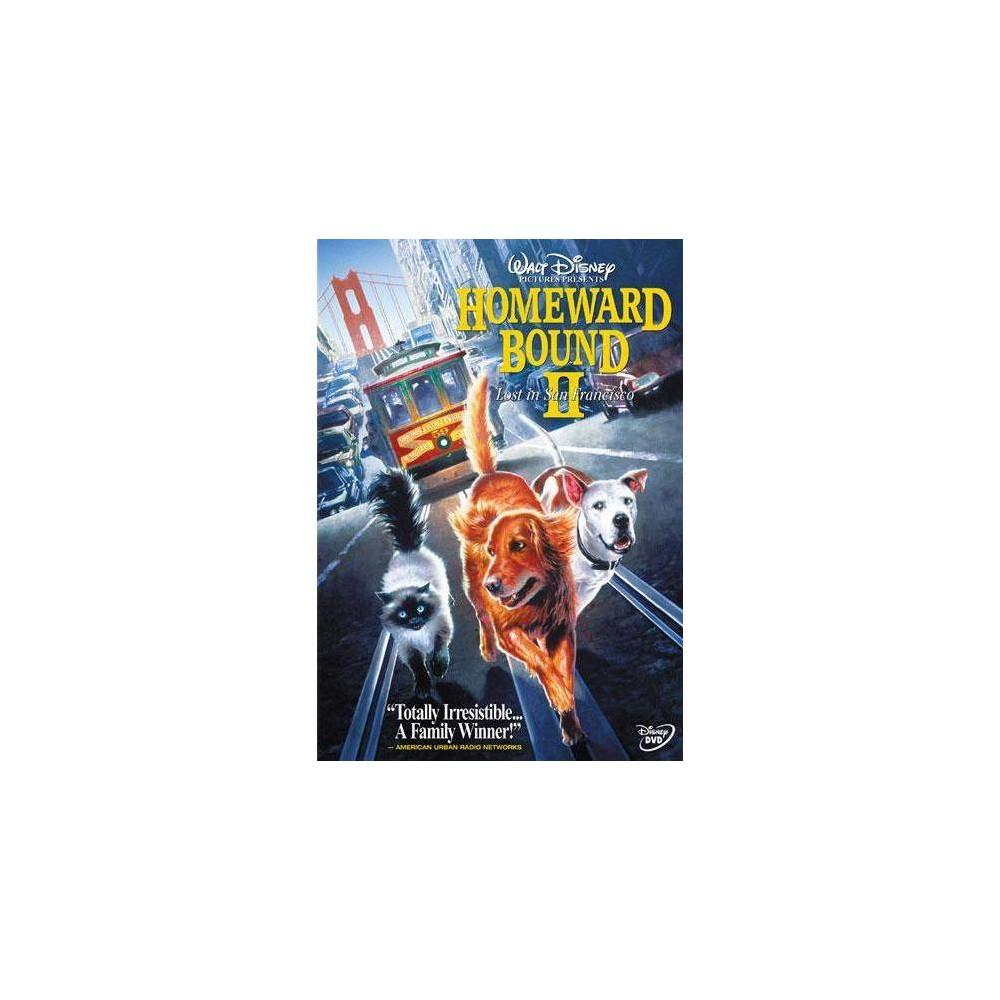 Homeward Bound Ii Lost In San Francisco Dvd 2002