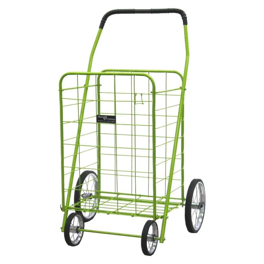 Narita Jumbo Shopping Cart, Green