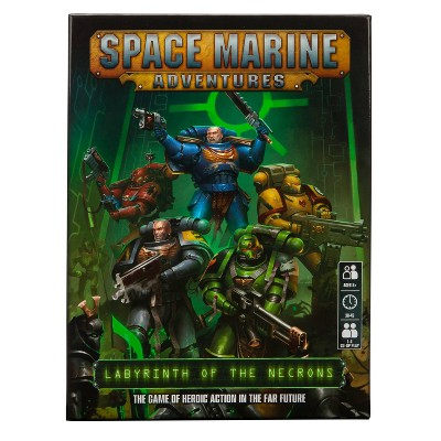 Space Marine Adventures Board Game