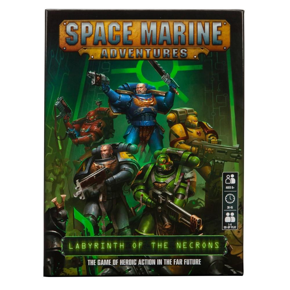Space Marine Adventures Board Game