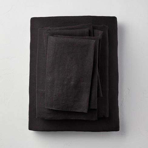 100% Linen Solid Sheet Set - Casaluna™ - image 1 of 3
