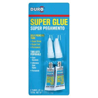 Loctite 2pk Duro Liquid Super Glue Tubes
