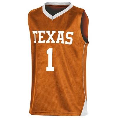 NCAA Texas Longhorns Boys' Basketball Jersey