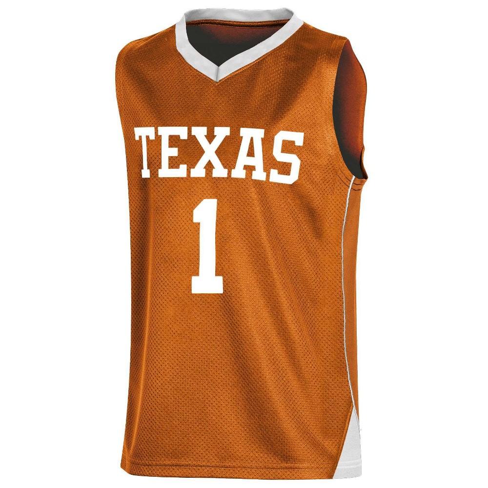Ncaa Texas Longhorns Boys 39 Basketball Jersey M