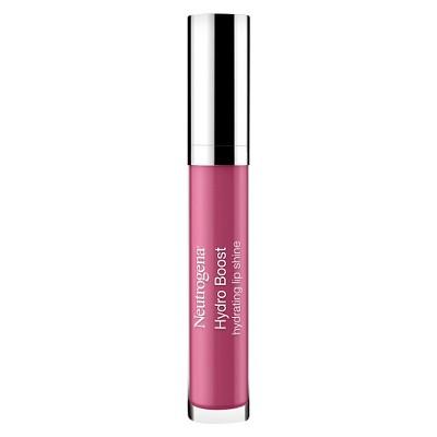Neutrogena Lip Gloss Hydro Boost Hydrating Lip Shine - 0.12oz