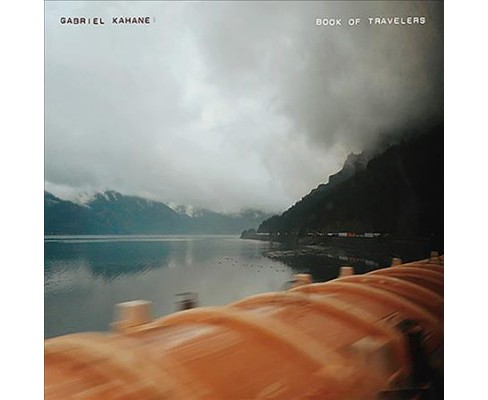 Gabriel Kahane - Book Of Travelers (CD) - image 1 of 1