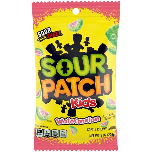 Sour Patch Watermelon Soft & Chewy Candy - 8oz - image 1 of 4