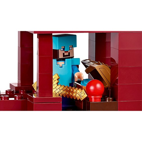 LEGO® Minecraft Nether Fortress 21122