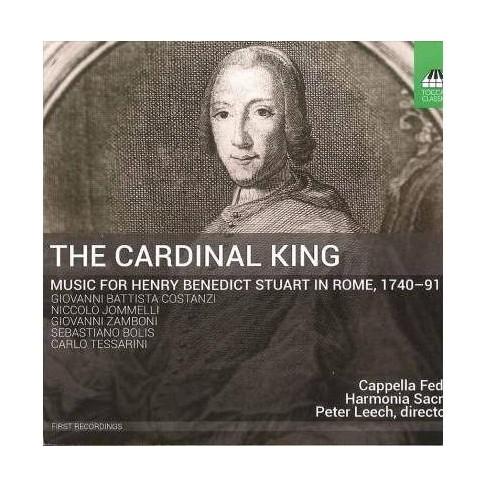 Cappella Fede - Cardinal King (CD) - image 1 of 1