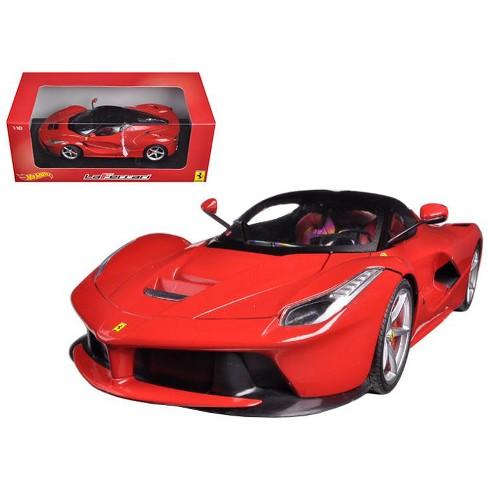 Ferrari Laferrari F70 Hybrid Red 1/18 Diecast Car Model by Hotwheels - image 1 of 1
