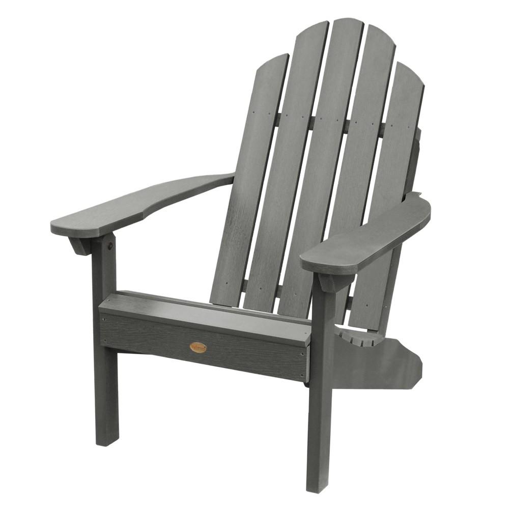 Classic Westport Adirondack Chair Coastal Teak Gray- Highwood, Coastal Teak Gray