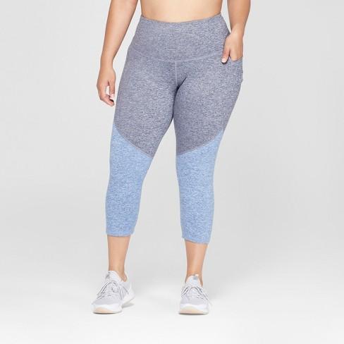 80b7202e8433ad Women's Plus Size Studio Mid-Rise Capri Leggings 20