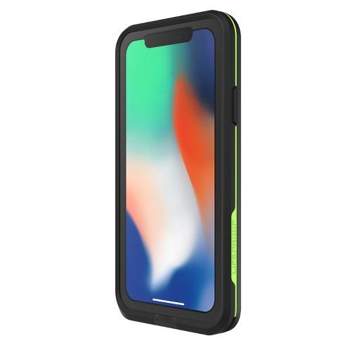 on sale a3602 f9c18 LifeProof Apple iPhone X FRE Case - Night Lite