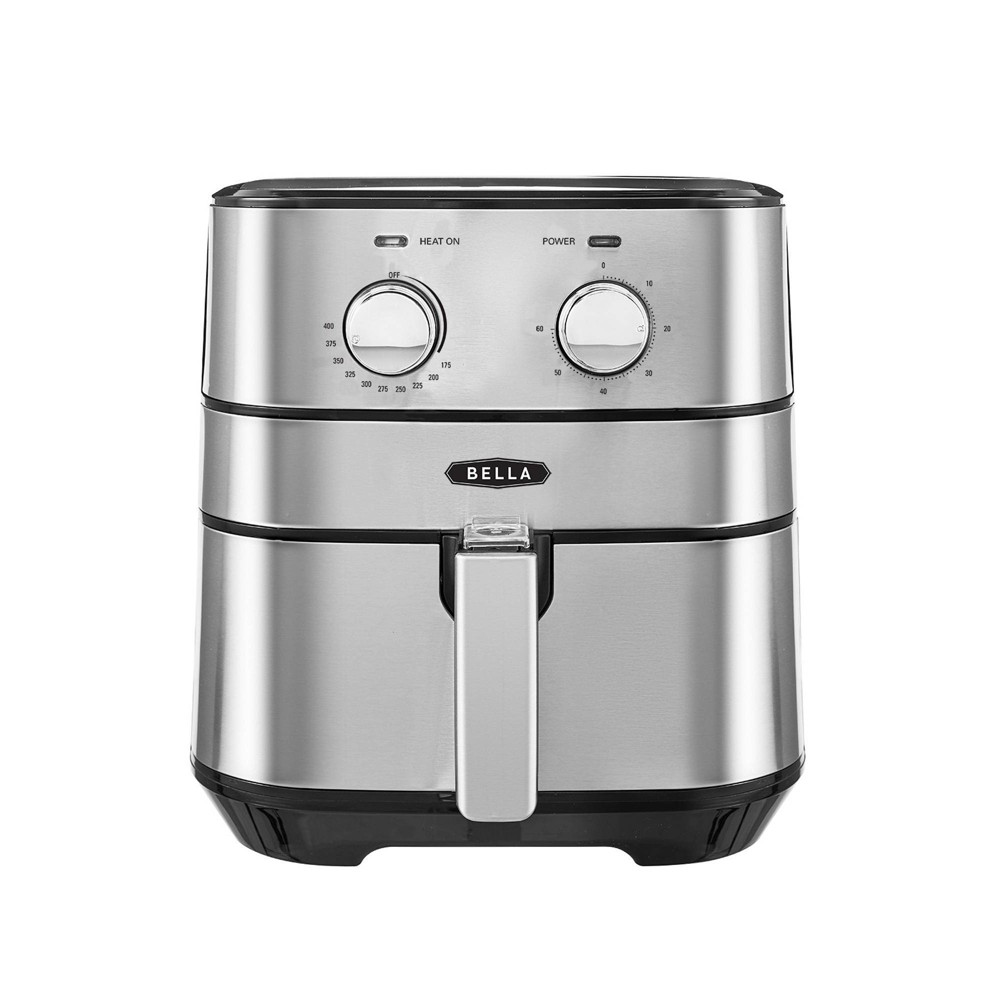 Image of BELLA 4.0qt Air Convection Fryer Manual - Silver