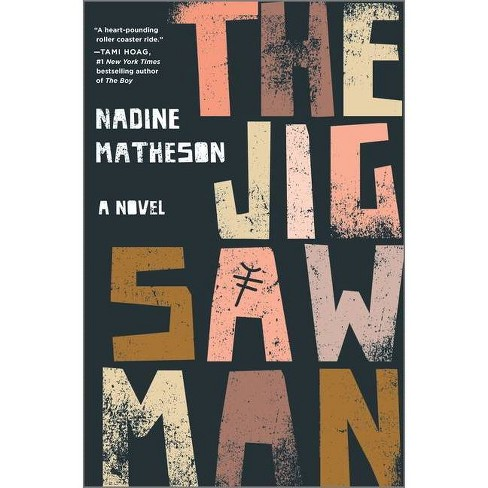 The Jigsaw Man - (Inspector Anjelica Henley Thriller) by  Nadine Matheson (Hardcover) - image 1 of 1