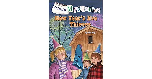 New Year's Eve Thieves (Paperback) (Ron Roy) - image 1 of 1