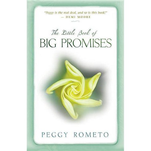 Little Book of Big Promises - by  Peggy Rometo (Paperback) - image 1 of 1