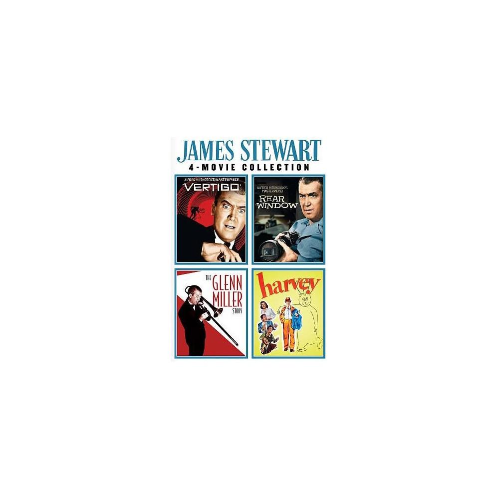 James Stewart 4 Movie Collection (Dvd)