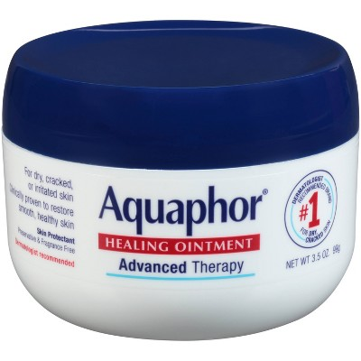 Aquaphor Healing Ointment For Dry & Cracked Skin - 3.5oz
