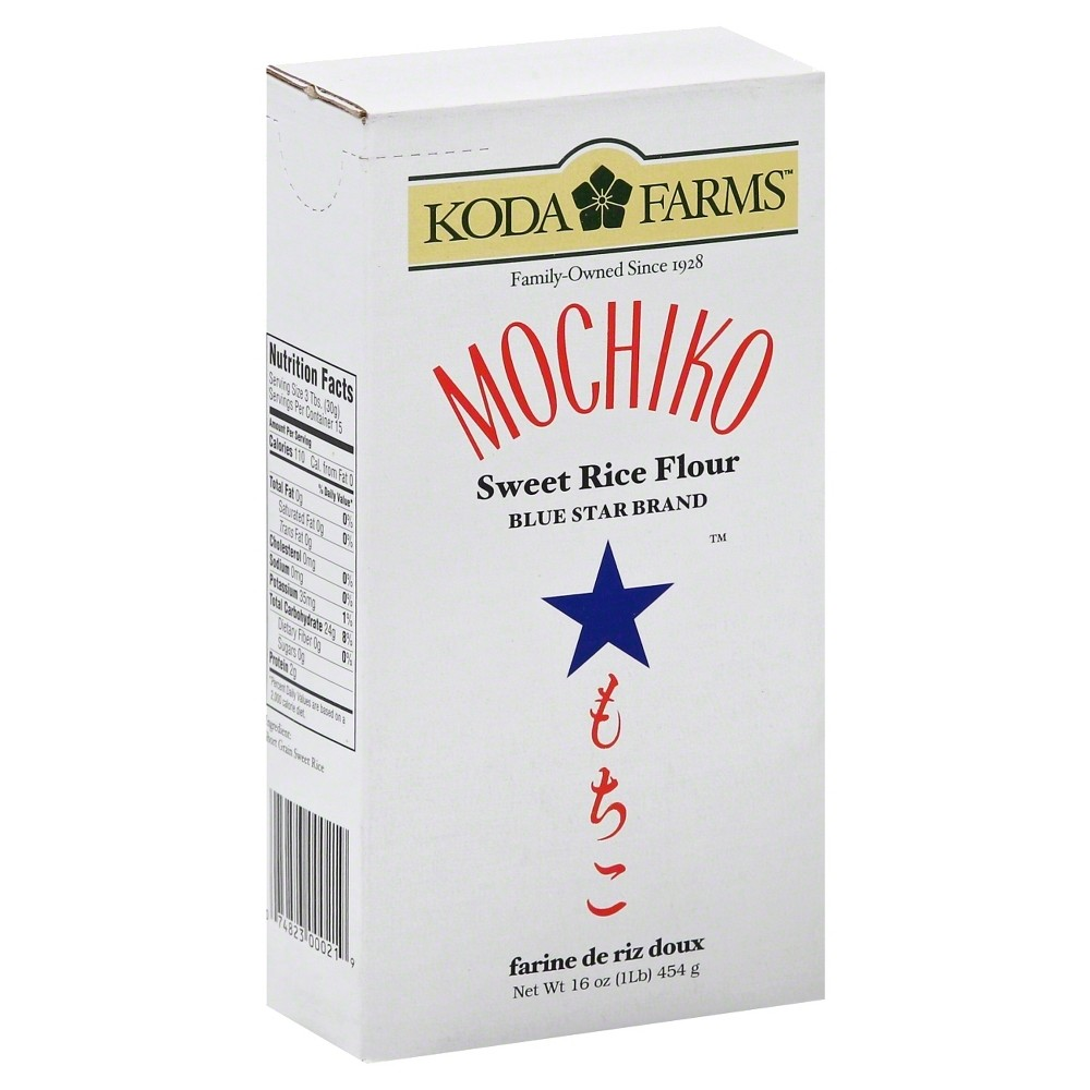 Koda Farms Mochiko Sweet Rice Flour 16 oz